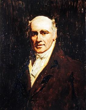 Portrait of an elderly man