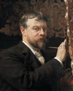 Sir Lawrence Alma-Tadema , Self Portrait