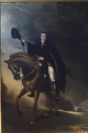 Lawrence, Sir Thomas : The Duke of Wellington