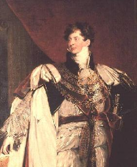 Lawrence, Sir Thomas : George IV (1762-1830)