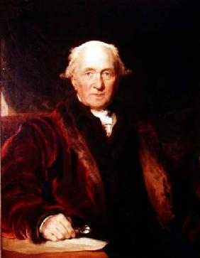 Lawrence, Sir Thomas : John Julius Angerstein