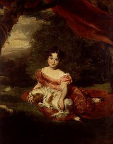 Lawrence, Sir Thomas : Portrait the Julia Beatric...