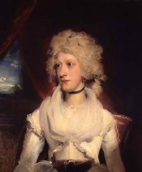 Lawrence, Sir Thomas : Portrait of Miss Martha Ca...