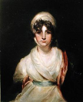 Lawrence, Sir Thomas : Portrait of Sarah Siddons ...