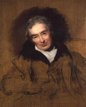 Lawrence, Sir Thomas : Portrait of William Wilber...