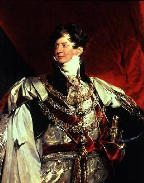 Lawrence, Sir Thomas : The Prince Regent