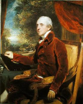 Lawrence, Sir Thomas : William Baker