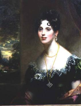 Mary Martha Beresford, sister of Agnes, Lady FitzHerbert
