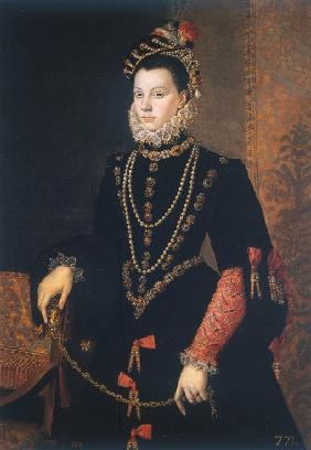 Elisabeth of Valois (1545-1568), Queen of Spain