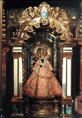 The Guadalupe Madonna