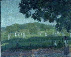 Gore, Spencer Frederick : The Cricket Match