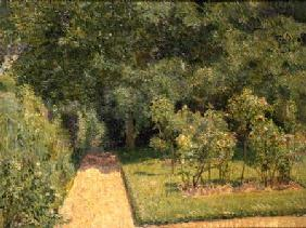 Gore, Spencer Frederick : The Garden Path