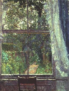 Gore, Spencer Frederick : View from a Window