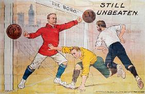 presented by Christies, Artist : The Boro Still Unbeaten