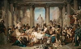 The Decline of the Roman Society (Le's Romains de la Dècadence) 1847