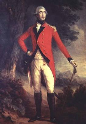 Lord Hastings (1732-1818) Governor of India