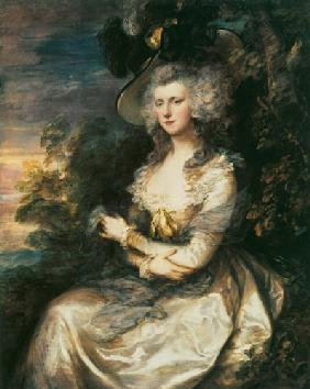 Portrait of Mrs.Thomas Hibbert
