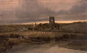Kirkstall Abbey, Yorkshire - Evening