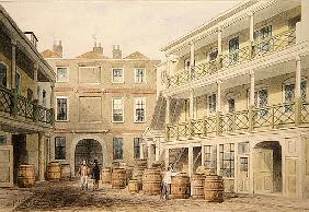 The Bell Inn, Aldersgate Street