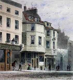 The Boars Head Inn, King Street, Westminster