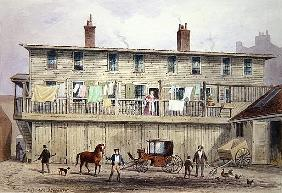 The Old Vine Inn, Aldersgate Street