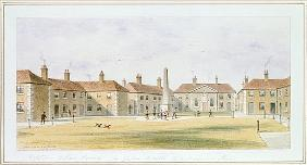 View of Charles Hopton''s Alms Houses
