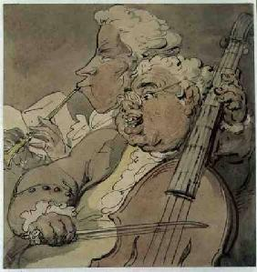 Two Musicians