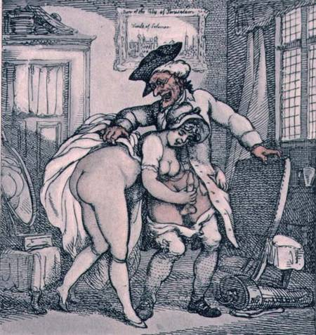 the toss off poem and illustrations   thomas rowlandson