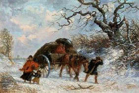The Carriers Cart - Winter