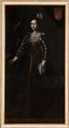 Beatrice of Portugal (1504-1538), Duchess of Savoy