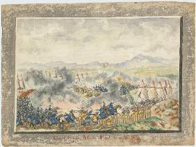 The Battle of Rymnik on September 22, 1789