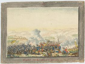 The Battle of Kulevicha on June 11, 1829