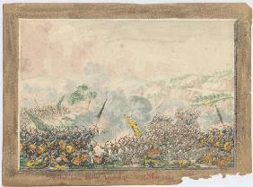 The battle near Provadia on May 1829