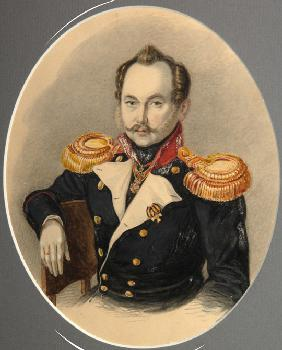 Portrait of Grigory Maximovich Rehbinder