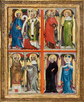 Votive panel from Dubecek