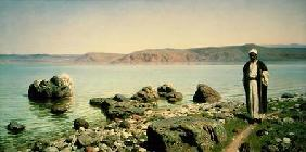 At the Sea of Galilee