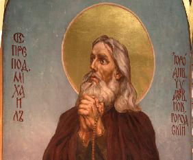Venerable Michael the Fool-for-Christ of the Klops Monastery