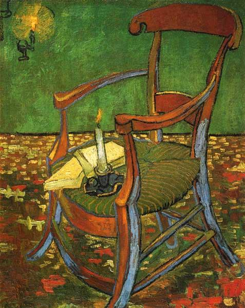 van Gogh, Vincent : Gauguins chair