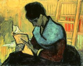 van Gogh, Vincent : The novel reader
