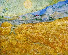 van Gogh, Vincent : The Harvester