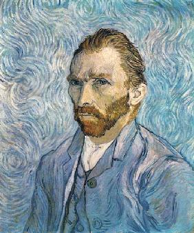 van Gogh, Vincent : Vincent van Gogh/Self-port...