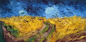 van Gogh, Vincent : Wheatfield with Crows