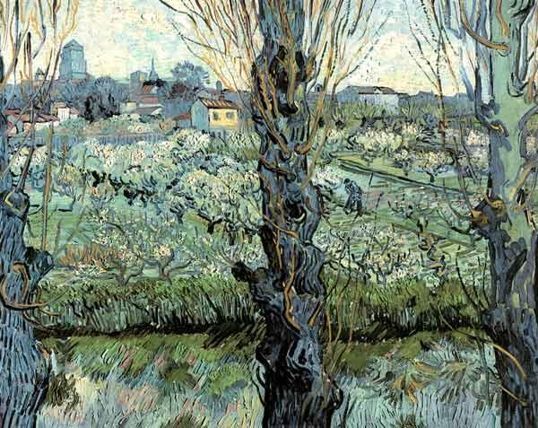 van Gogh, Vincent : View of Arles
