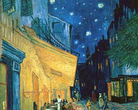 van Gogh, Vincent : Cafe Terrace, Place du For...