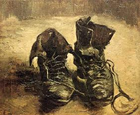 van Gogh, Vincent : A Pair of Shoes