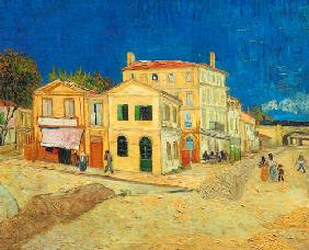 van Gogh, Vincent : The Yellow House