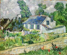 Houses in Auvers ll 1890