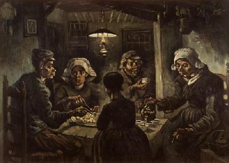 van Gogh, Vincent : The Potato Eaters
