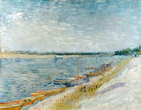 van Gogh, Vincent : Moored Boats