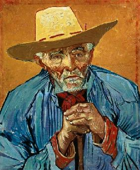 van Gogh, Vincent : Old Peasant (Patience Esca...